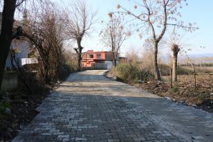 ANDIRIN MAHALLE YOLLARINA PARKE