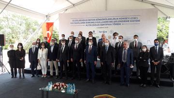 """İSTON HADIMKÖY FABRİKASI'NA """"ALTIN"""" SEVİYESİNDE CSC SÜRDÜRÜLEBİLİRLİK BELGESİ"""