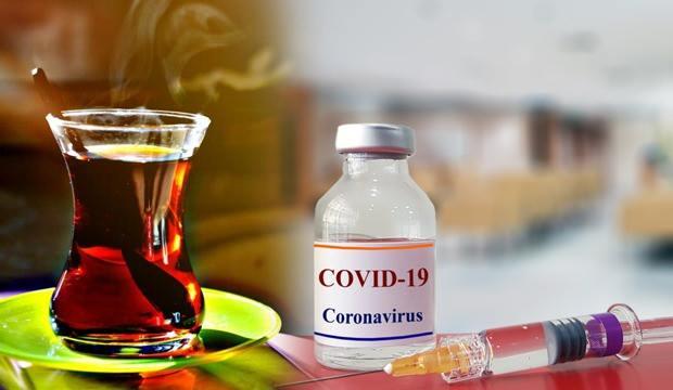 Amerikalı doktordan dikkat çeken koronavirüs açıklaması: Siyah çay tüketirseniz…