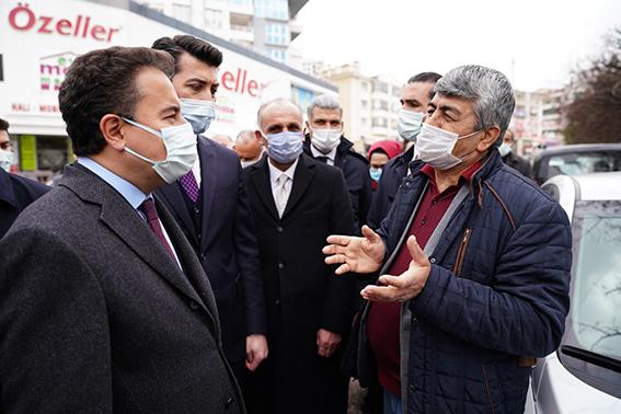 'ADINIZ SİYASİ TARİHE 'KRİZ ORTAĞI' OLARAK YAZILACAK'