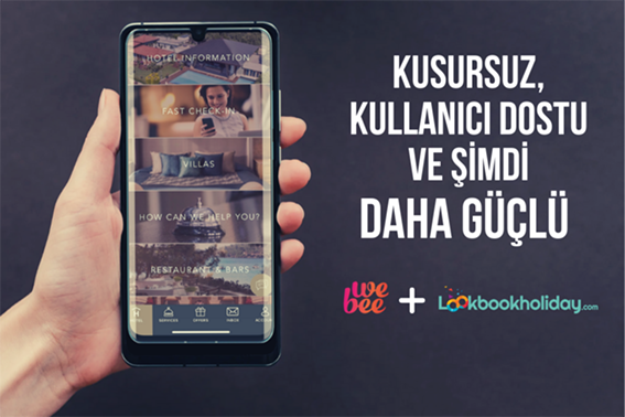 WEBEE İLE LOOKBOOKHOLİDAY'DEN STRATEJİK İŞ BİRLİĞİ