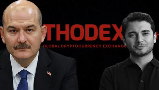 Son dakika… İçişleri Bakanı Soylu'dan Thodex açıklaması! 31 milyon lirasına el konuldu