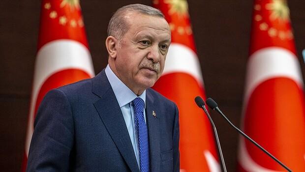 ERDOĞAN'DAN İSRAİL'İN MESCİD-İ AKSA SALDIRISINA KINAMA!